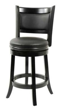 Augusta 24 Counter Stool in Black