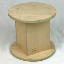 Children's Wooden Stool Chair School Table Safe Step Stool H