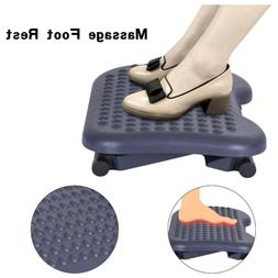 Home/Office Foot Pedal Child Step Stool Pregnant Woman Massa