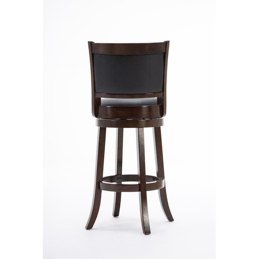 29 in. Cushioned Stool Augusta