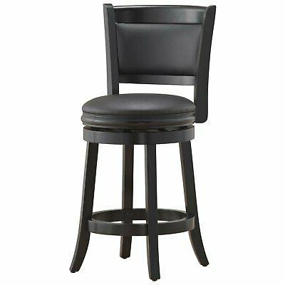 augusta swivel counter stool 24 multiple colors