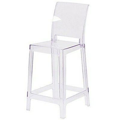 Flash Stool with Back