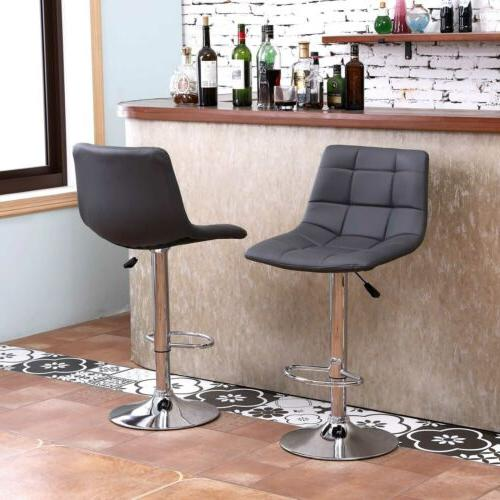 Modern Pub Chair Counter Height Kitchen Dining
