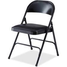 Padded Seat Folding Chair