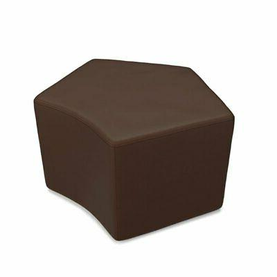 OFM Quin Stool in Brown