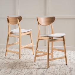 Molle Mid Century Design 24-Inch Counter Stools