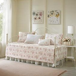 Serendipity 6 Piece Daybed Set Coral Daybed