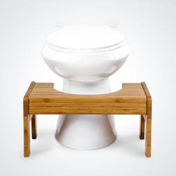 Squatty Potty® Tao Bamboo Adjustable