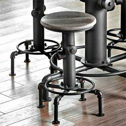 Furniture of America Zina Counter Height Stool